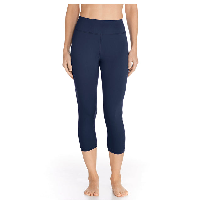 Deep Water Swim Capris UPF 50+