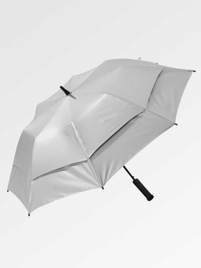 Travel Umbrella Silver 42""