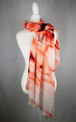 Abstract Motif Scarf