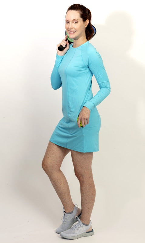 UPF 50+ Tunic Dress