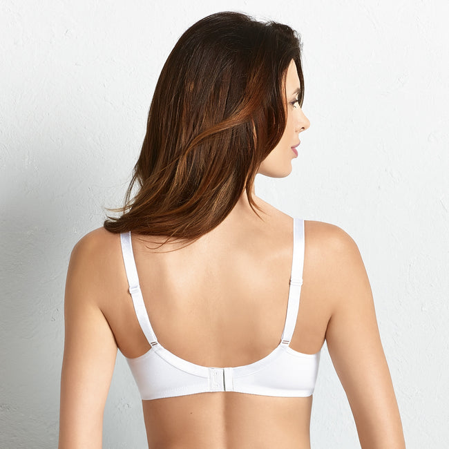 Allie Wire-free Cotton Mastectomy Bra