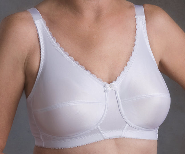Plain Soft Cup Bra