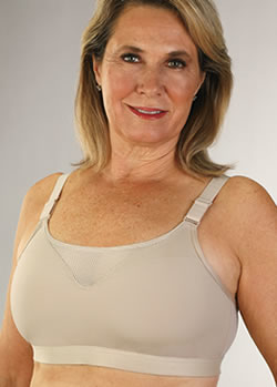 Post Mastectomy Fashion Bra Style 711