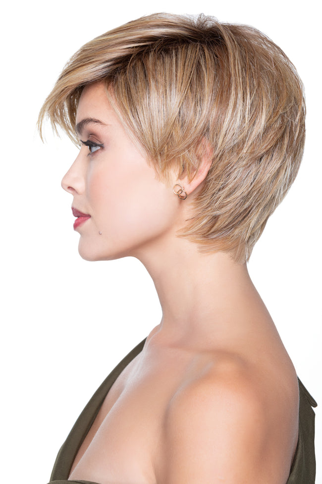 Angled Pixie Wig