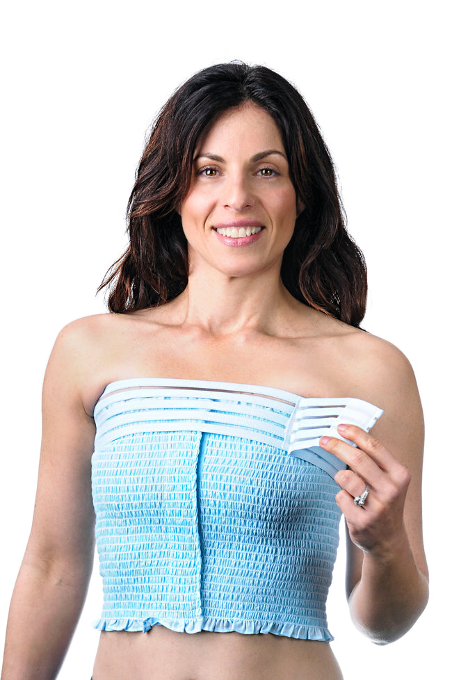 Double Compression Breast Bands