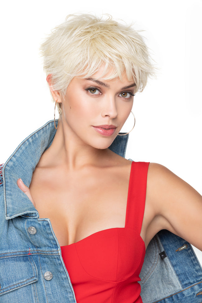 Brushed Pixie Wig