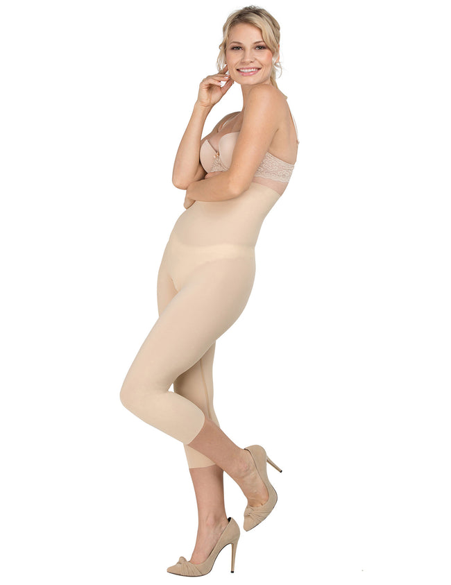 Body Slimming High Waist Shapewear Capris