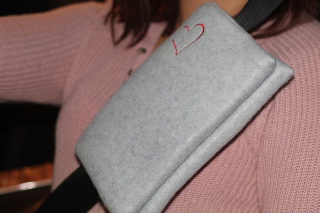 Surgery Seatbelt Cushion- The Chest Buddy