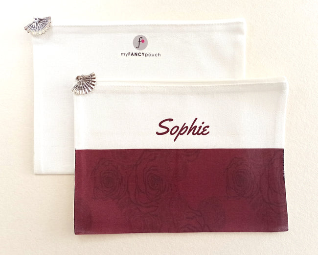 Red Roses Pouch
