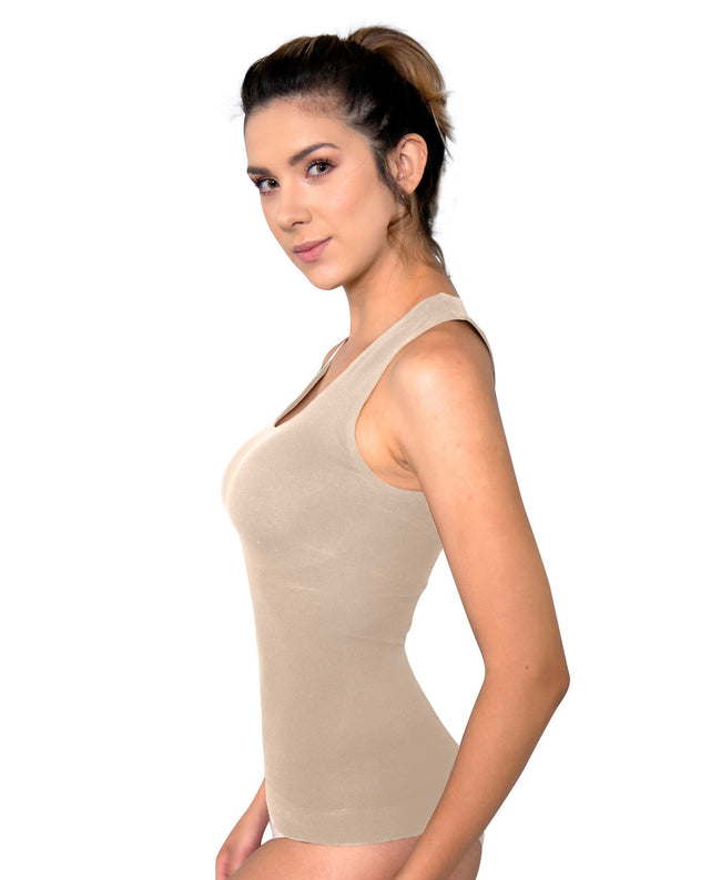 Hemp-Infused Cami Tank Top