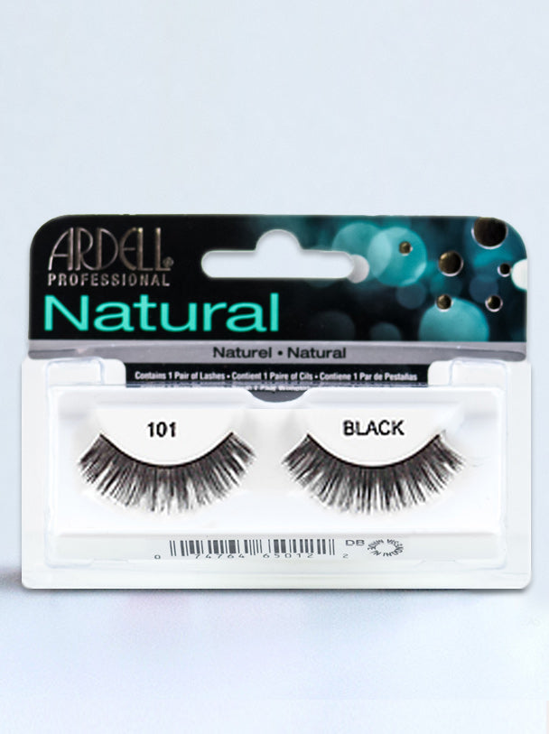 Natural Eyelashes #101