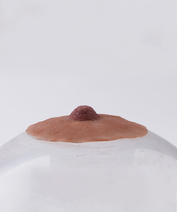 Ready-made Prosthetic Nipples (Pair) - Bold Style