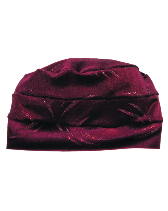 Stretch Velvet Hat