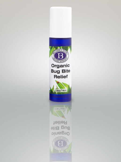 Organic Bug Bite Relief