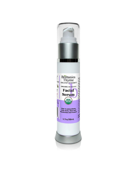 Organic Sensitive Facial Serum