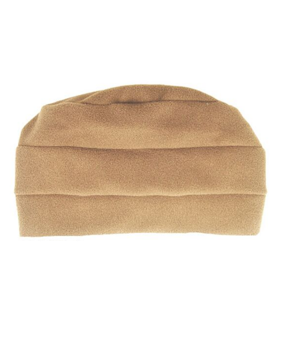 Suede Micro Fleece Hat