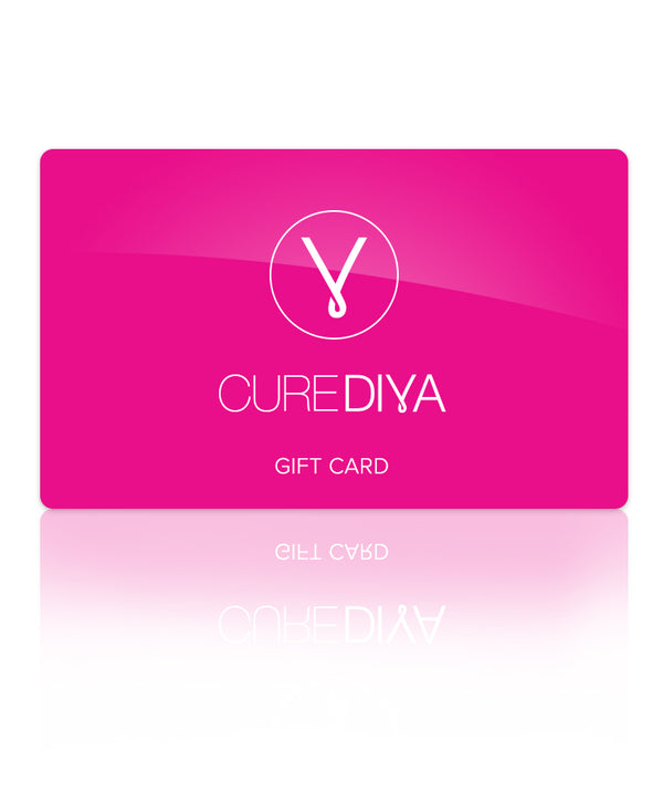 CureDiva E-Gift Card