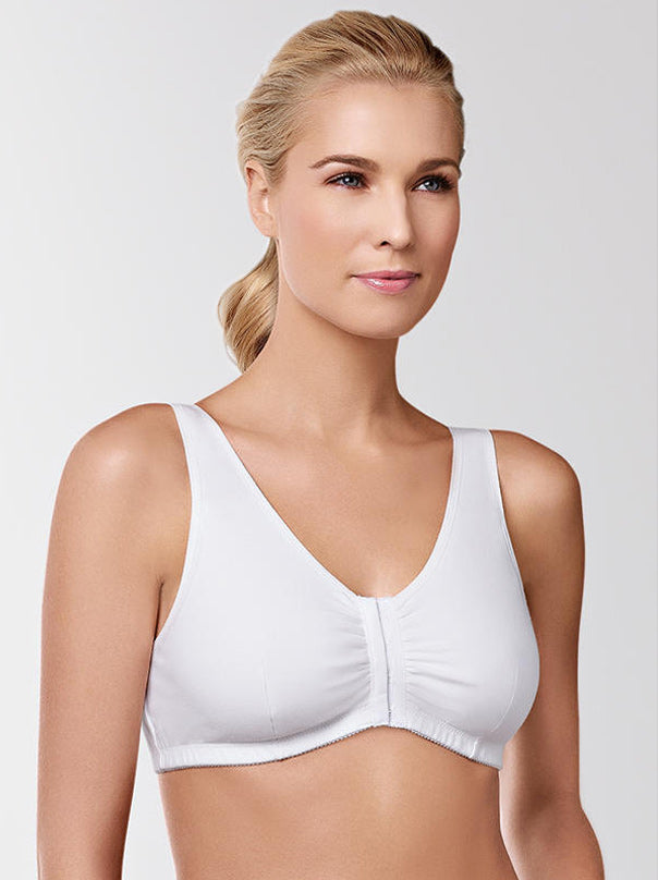 Frances Front Closure Leisure Soft Cup Bra