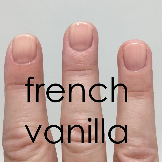 French Vanilla Non Toxic Nail Polish