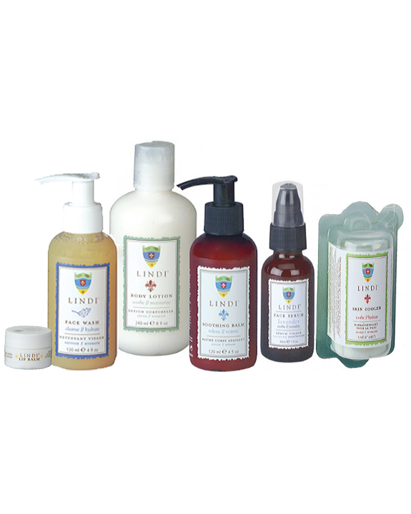 Complete Chemo & Radiation Skincare Collection