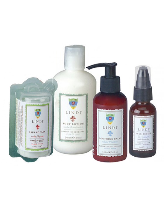 Essential Chemo & Radiation Skincare Collection