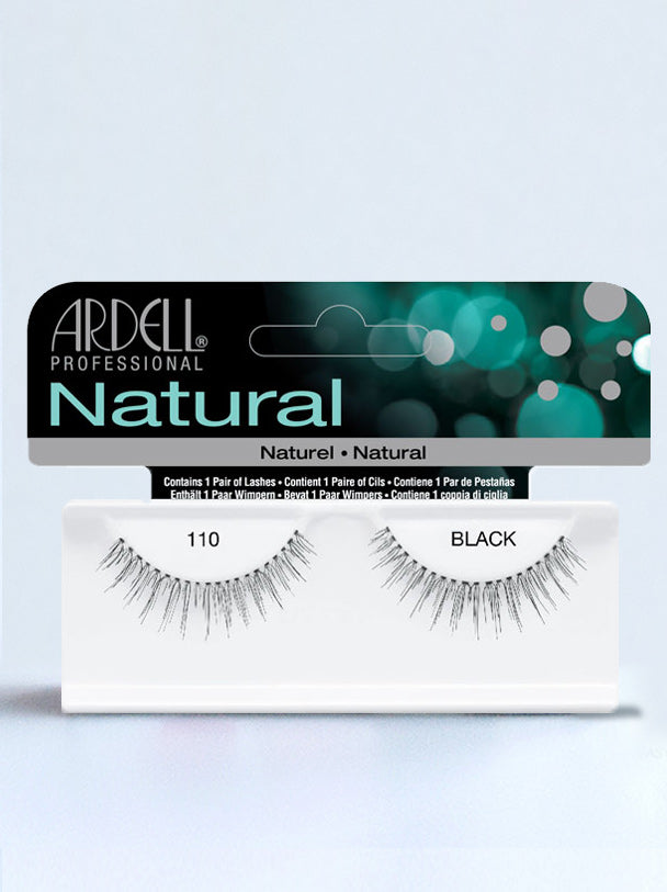 Natural Eyelashes #110