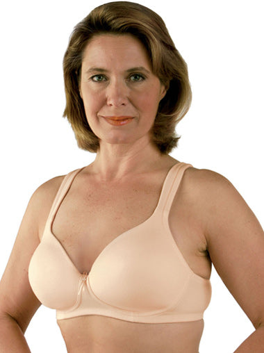 Post Mastectomy Seamless Soft-Cup Bra Style 759E