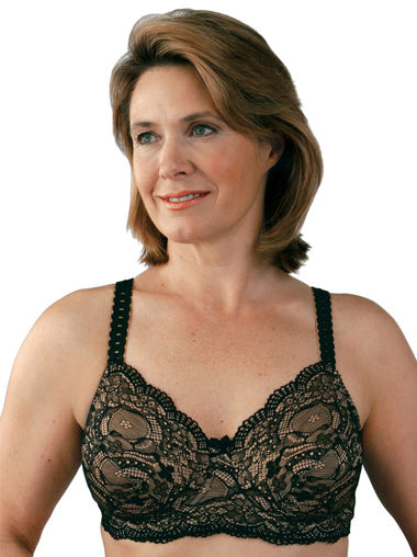 Post Mastectomy Romantic Underwire Bra Style 766