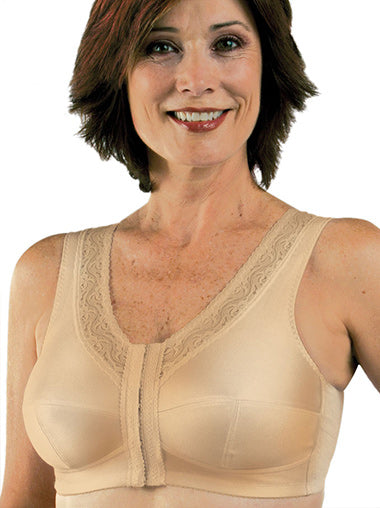 Post Mastectomy Front Closure Bra Style 793