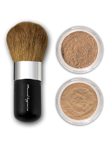 Mineral Makeup Mini Starter Kit