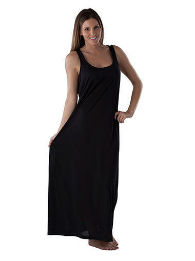 Moisture Wicking Tank Long Gown