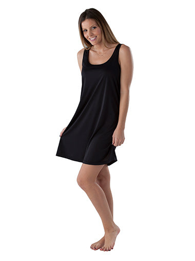 Moisture Wicking Tank Short Gown