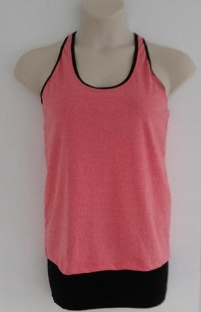 Racer Back Yoga Tank Top