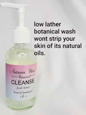 CLEANSE Botanical low-lather Face Wash