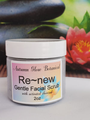 Re~new Gentle Face Scrub