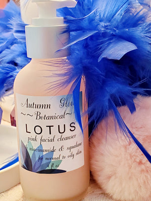 Lotus Pink Facial Cleanser