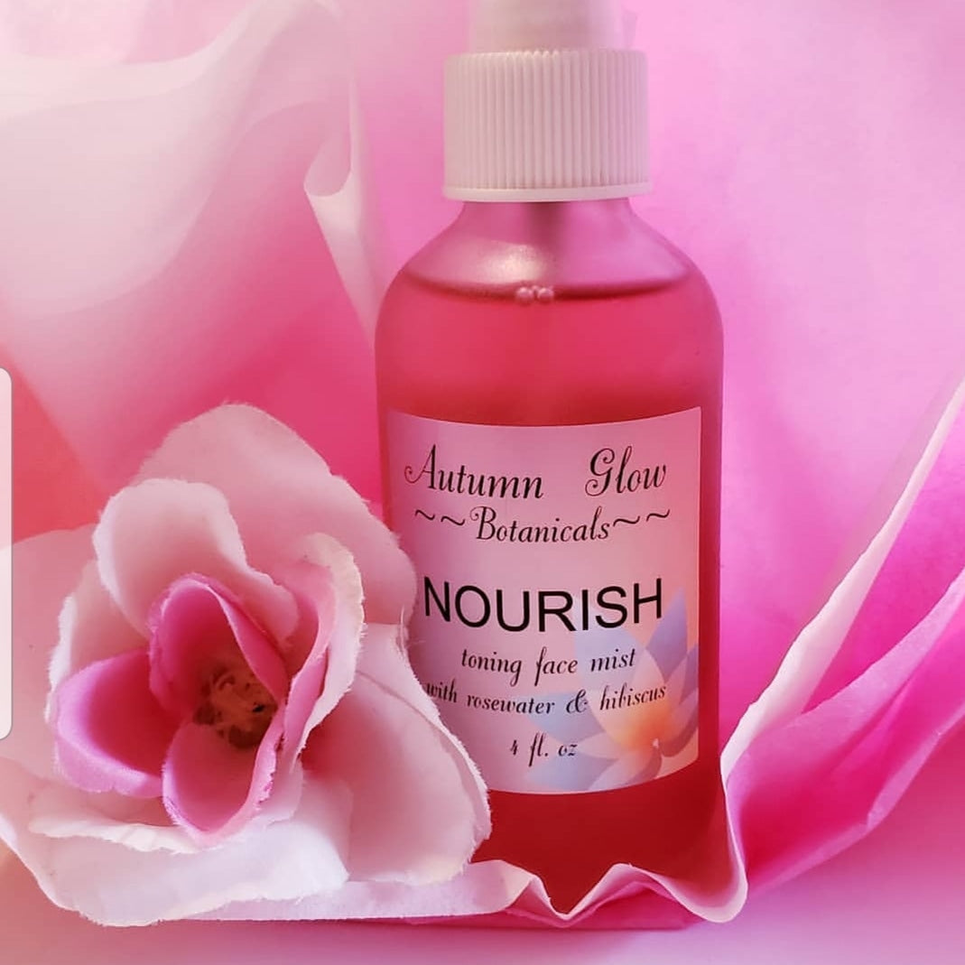 Hydrating Nourish Face Mist