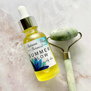 Summer Glow Beauty Oil made for Oily Skin!