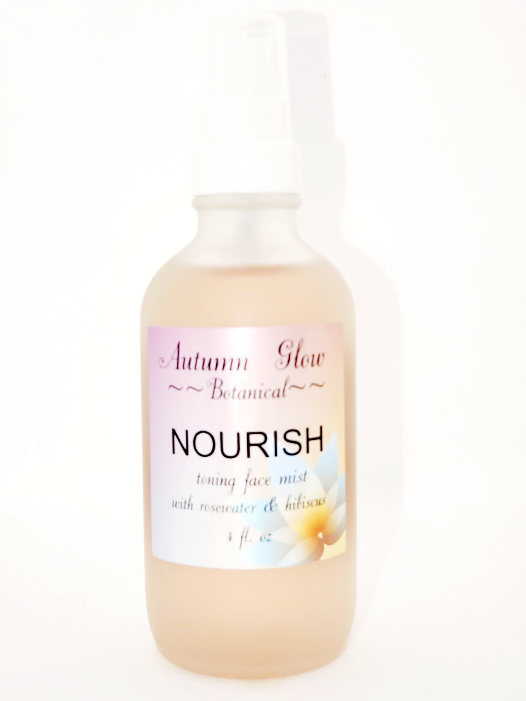 {Hydrating }  Nourish Face Mist