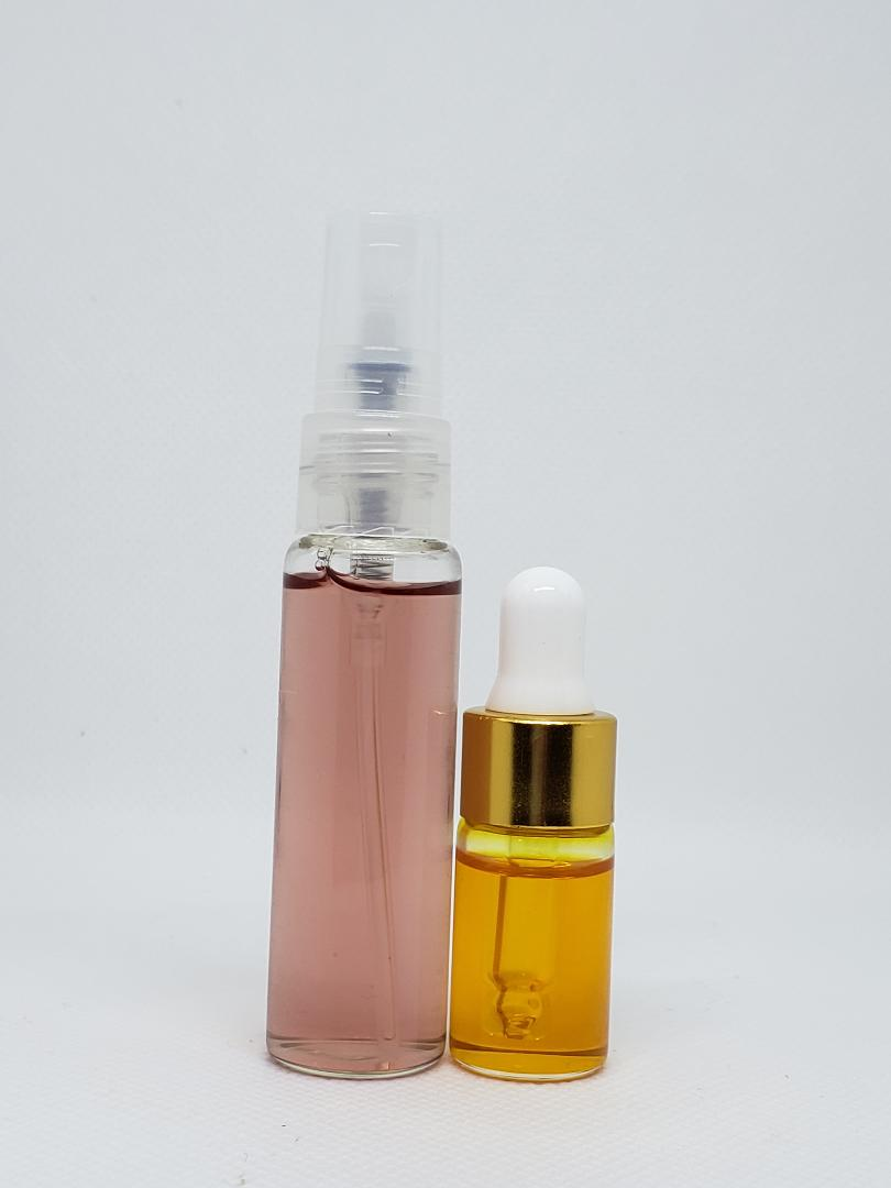 Sample Autumn GLOW Duo  (Dry to Oily Skin)