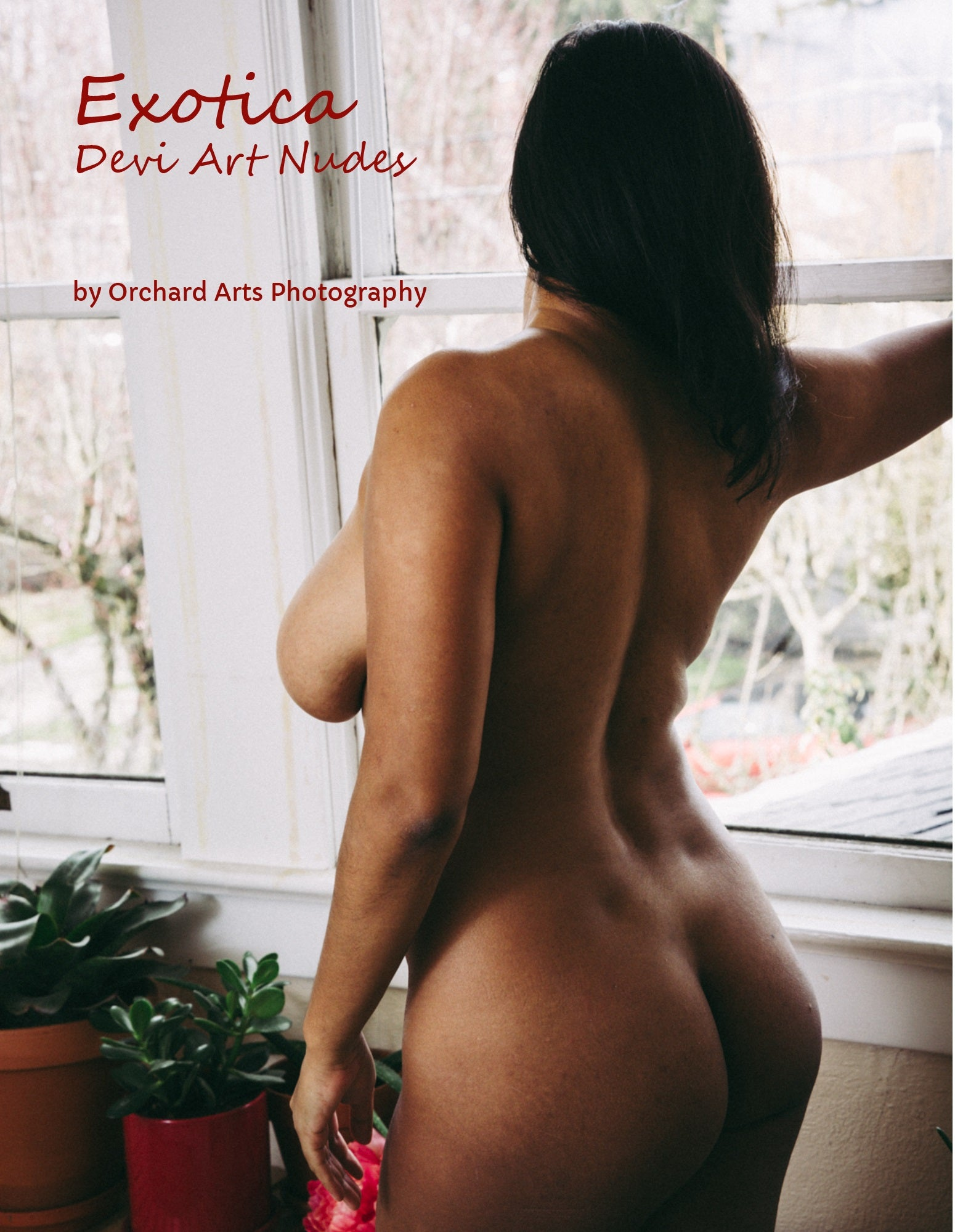 Exotica: Devi Art Nudes BTS Video Part 2