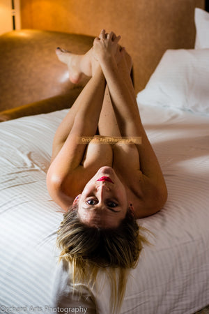 Erica - Hotel Nude - eBook + Video