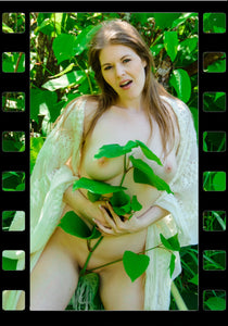 Harley: Nude in the Garden- VIDEO