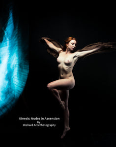 Kinesis: Nudes in Ascension - Hardback Book