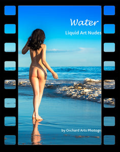 Water: Liquid Art Nudes BTS Video