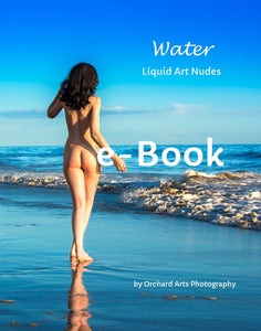 Water: Liquid Art Nudes Digital Book