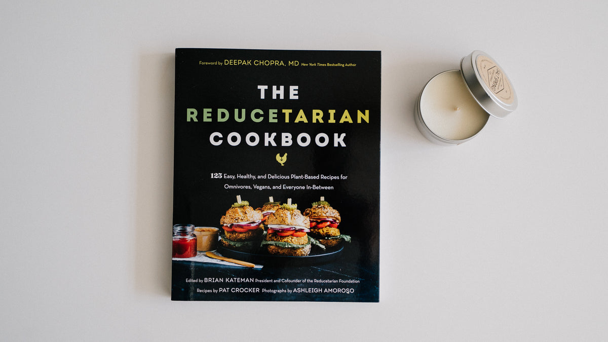 The Reducetarian Cookbook
