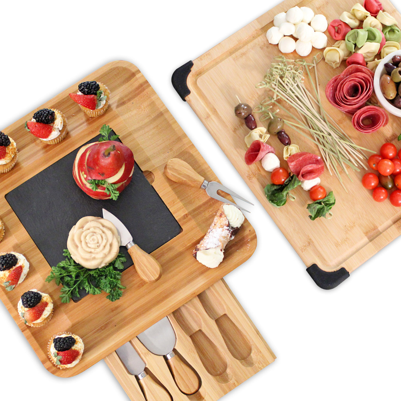 Boards & Platters Collection