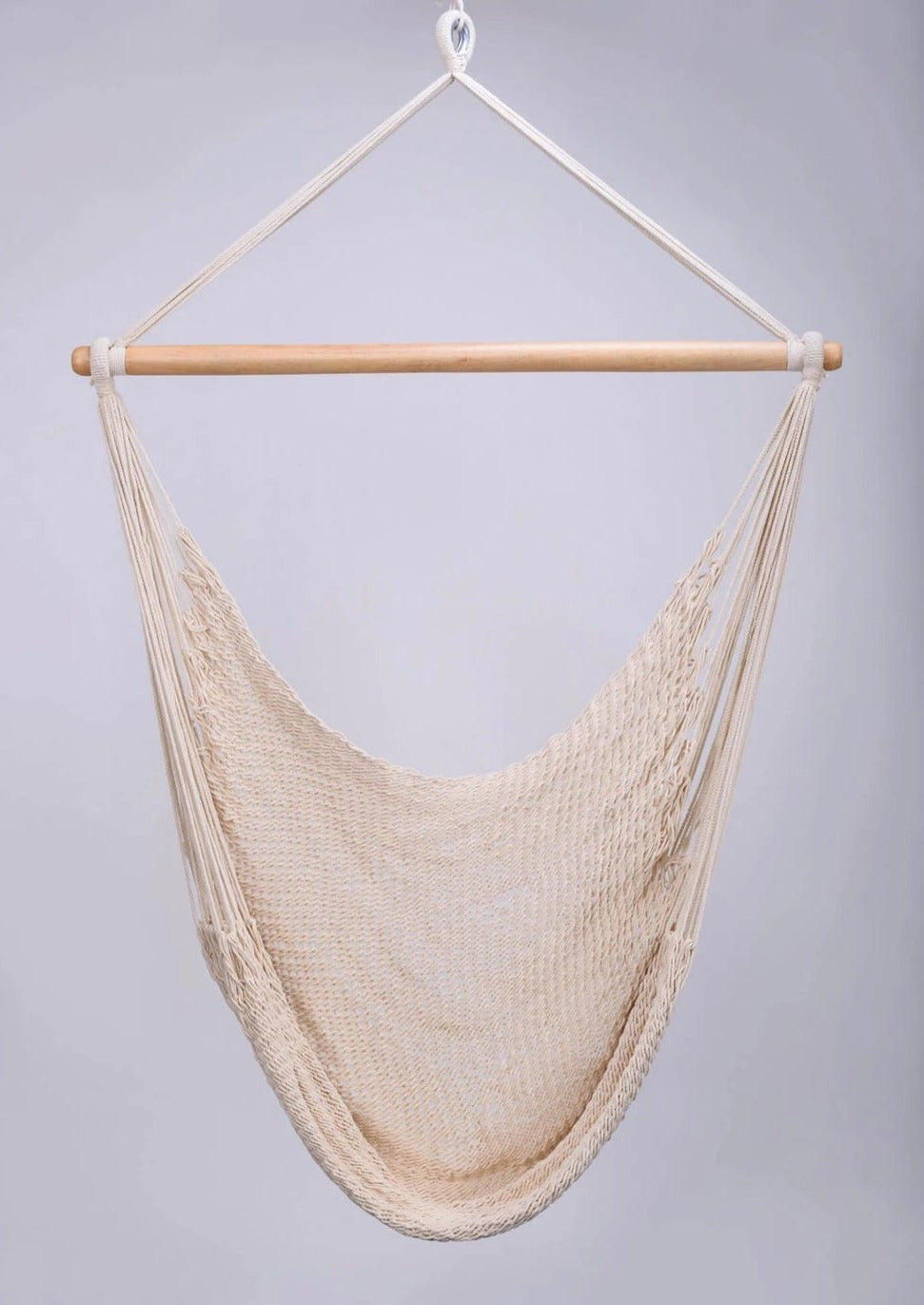 Earth Organic Natural Cotton Hammock Swing