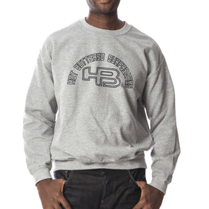 Outlines Sweatshirt - Grey